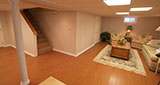 Woods Basement Systems, Inc. is Illinois & Missouri's experts in basement finishing