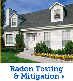 Radon Testing & Mitigation
