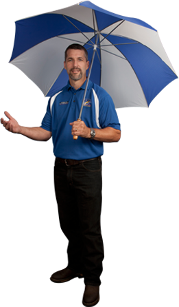 Wayne Woods, General Manager of Woods Basement Systems